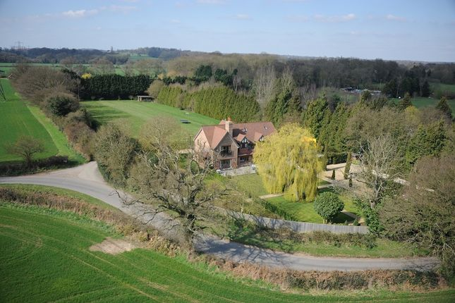 Thumbnail Detached house for sale in Loudwater Lane, Rickmansworth, Hertfordshire