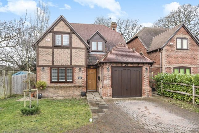 Thumbnail Detached house for sale in Basingstoke Road, Spencers Wood