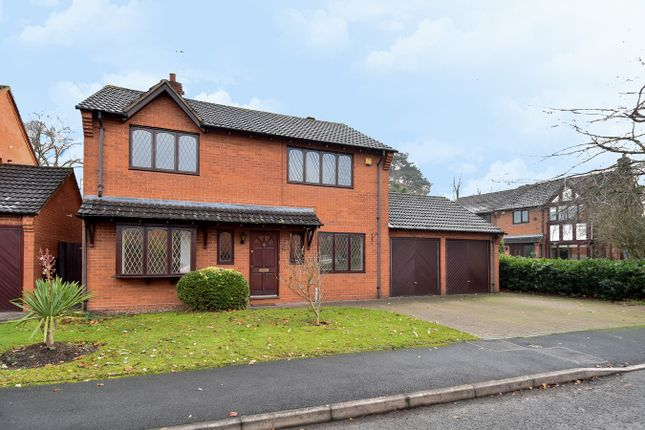 Thumbnail Detached house for sale in St Augustines Close, Droitwich