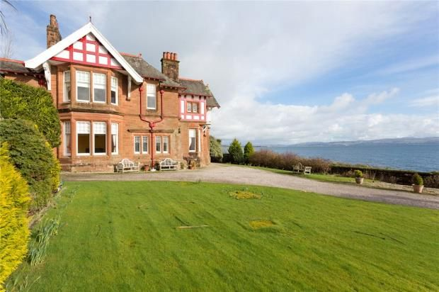 Thumbnail Detached house for sale in Craigmore Road, Rothesay, Isle Of Bute, Argyll And Bute