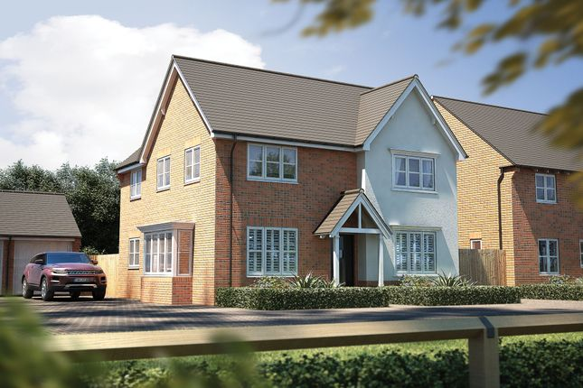 Thumbnail Detached house for sale in Pepper Lane, Standish, Wigan