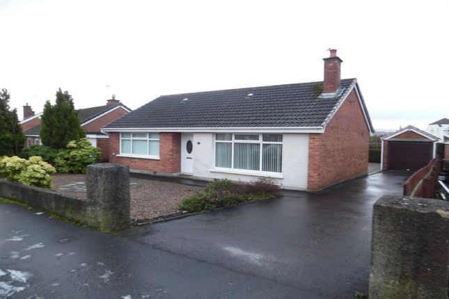 Thumbnail Bungalow to rent in Carwood Crescent, Newtownabbey