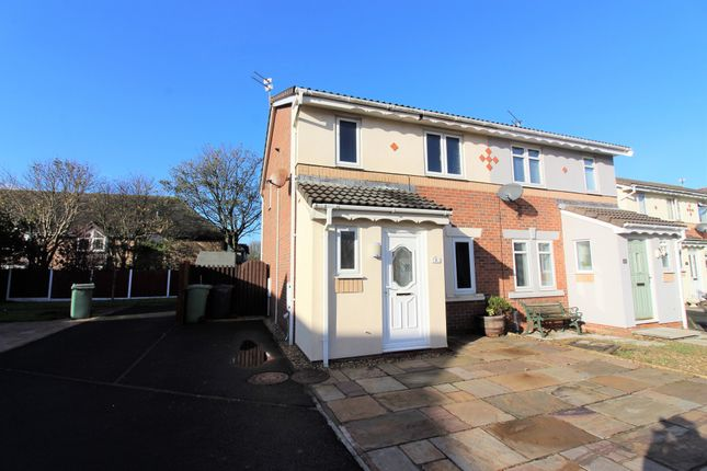 Thumbnail Semi-detached house to rent in Breeze Close, Thornton, Lancashire