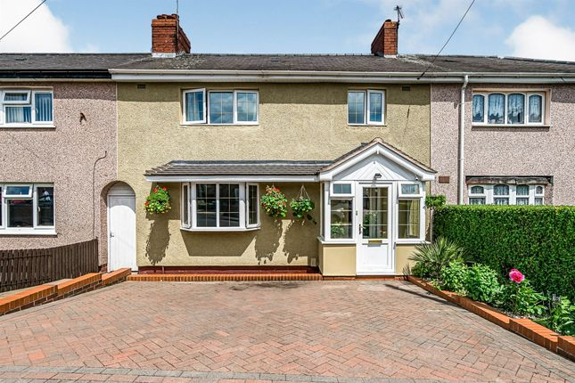 Thumbnail Terraced house for sale in Laurel Road, Dudley