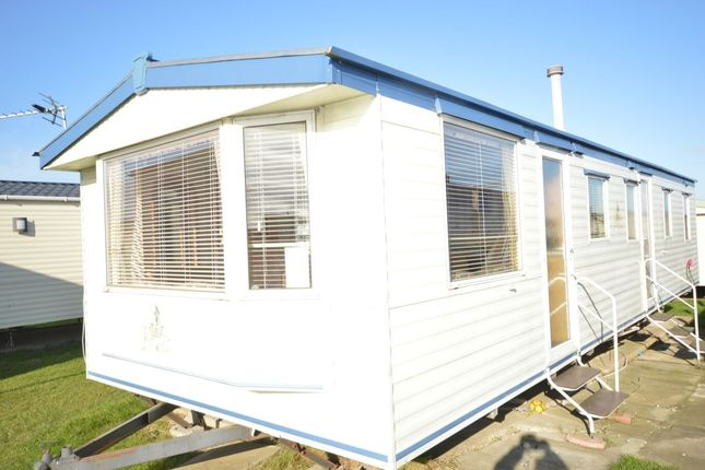 Thumbnail Bungalow for sale in Atlas Moonstone Super Leysdown Road, Leysdown-On-Sea, Sheerness