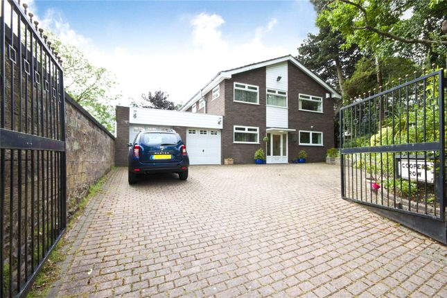 Thumbnail Detached house for sale in Woolton Mount, Woolton, Merseyside