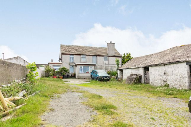 4 bed detached house for sale in Zealand Park, Holyhead LL65