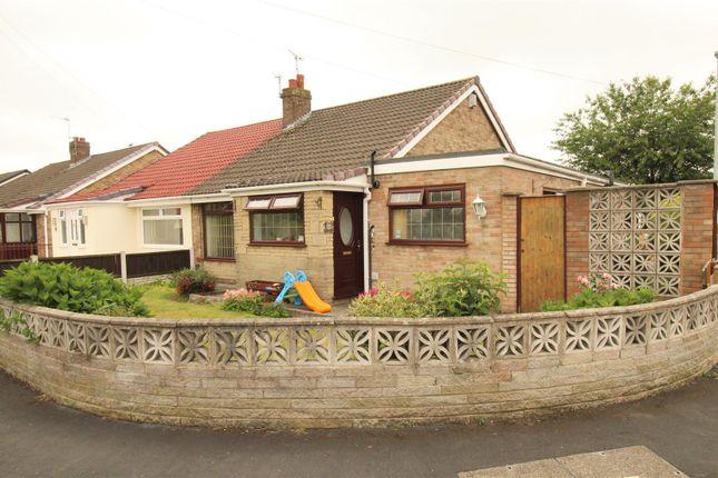 Thumbnail Semi-detached bungalow for sale in Kempton Park Road, Liverpool