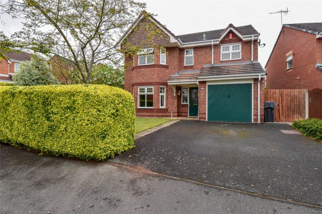 Thumbnail Detached house for sale in Royal Worcester Crescent, Bromsgrove