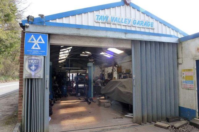 Thumbnail Parking/garage for sale in Chumleigh, Devon