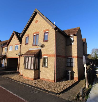 Thumbnail Flat to rent in Cromwell Court, Eynesbury