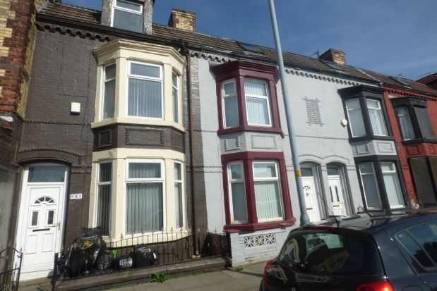 Thumbnail Property to rent in Hawthorne Road, Bootle