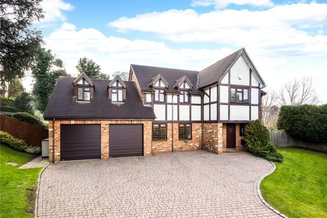 Thumbnail Detached house for sale in The Riddings, Caterham, Surrey