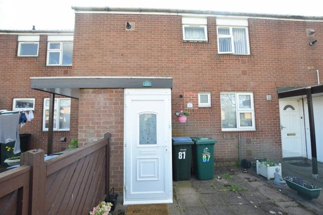 Thumbnail Maisonette to rent in William Mckee Close, Binley, Coventry
