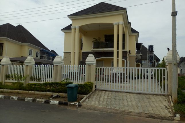 Thumbnail Detached house for sale in 6 Bedroom Detached Duplex Without Swimming Pool Or Bq, Airport Road Abuja, Nigeria