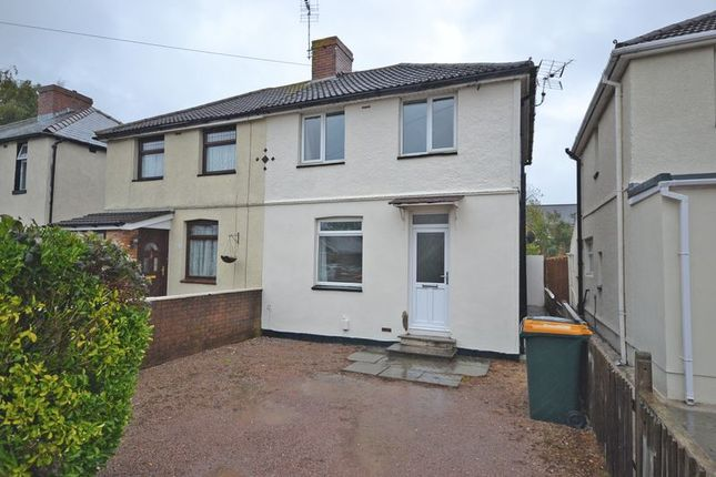 Thumbnail Semi-detached house to rent in Superb Semi-Detached House, Greenmeadow Road, Newport