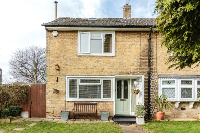 2 bed end terrace house for sale in Witchards, Kingswood, Essex