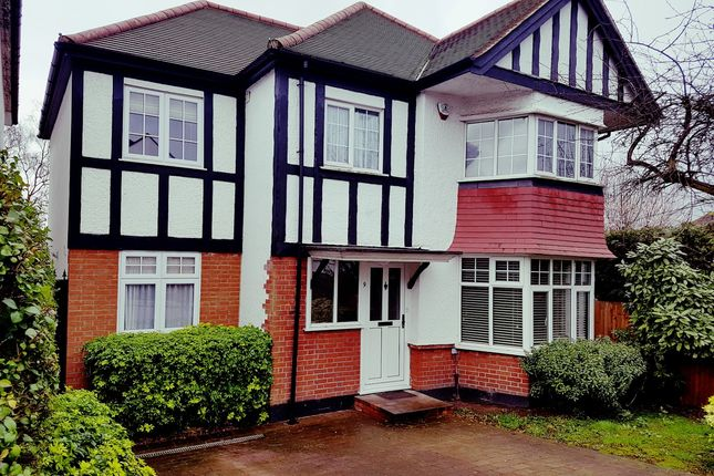 Thumbnail Detached house to rent in Wickliffe Gardens, Wembley Park