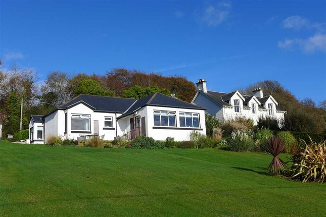 Thumbnail Detached house for sale in Seastones, Shore Road, Lamlash