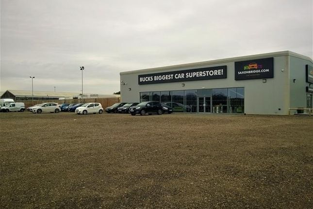 Thumbnail Commercial property to let in Car Sales Site, Auckland Park, Milton Keynes, Buckinghamshire
