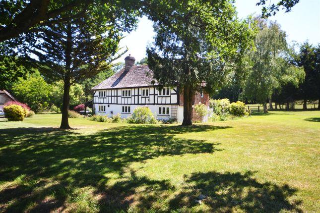Thumbnail Detached house for sale in Hackhurst Lane, Hailsham