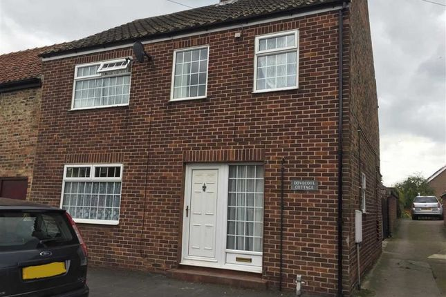 Thumbnail Semi-detached house to rent in Main Street, Long Riston, East Yorkshire