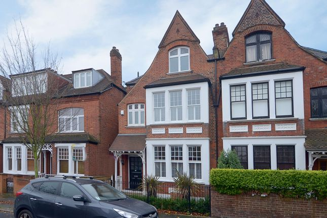 Thumbnail Semi-detached house to rent in Fairlawn Avenue, London