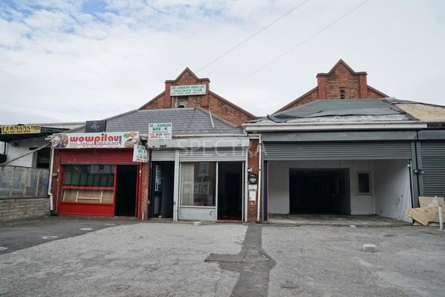 Thumbnail Commercial property to let in Formans Road, Sparkhill, Birmingham
