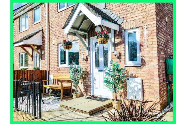 Thumbnail Semi-detached house for sale in Woodside Walk, Newport
