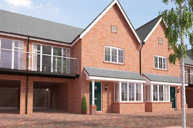 Thumbnail Terraced house for sale in The Waltham, Belsteads Farm Lane, Little Waltham, Chelmsford, Essex