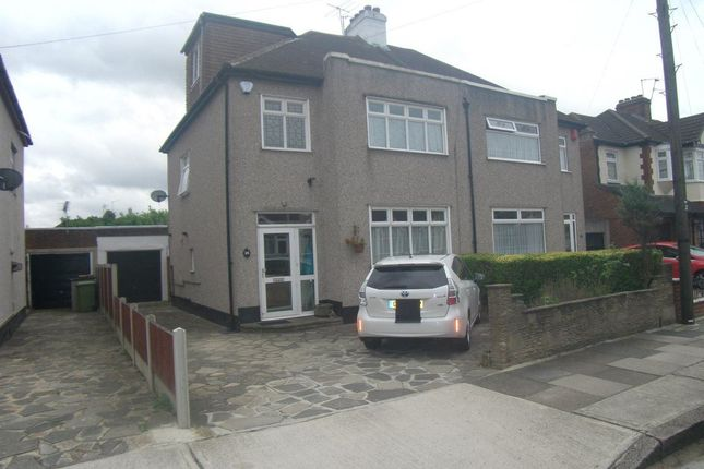 Thumbnail Property to rent in Glanville Drive, Hornchurch