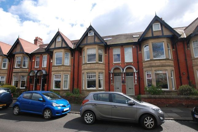 Thumbnail Terraced house for sale in The Poplars, Gosforth, Newcastle Upon Tyne