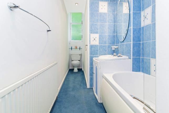 Bathroom of Ashburn Gardens, Gourock, Inverclyde PA19