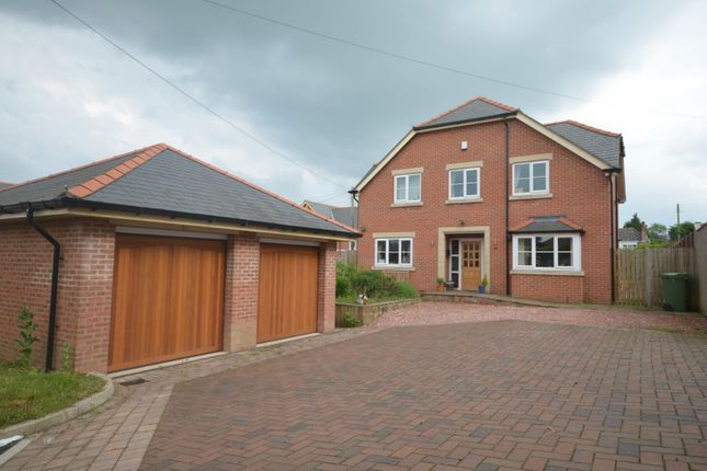 Thumbnail Detached house to rent in Wychwood Close, Marford, Wrexham
