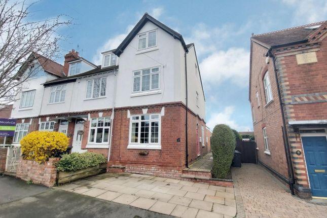 Thumbnail End terrace house for sale in Princes Avenue, Droitwich