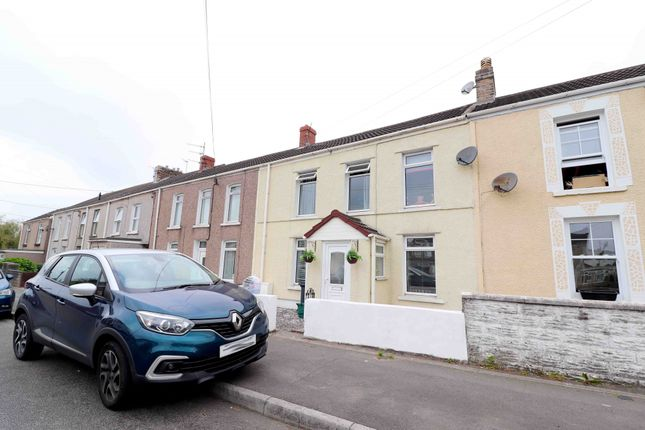 Thumbnail Terraced house for sale in Frampton Road, West Glamorgan SA44Xy