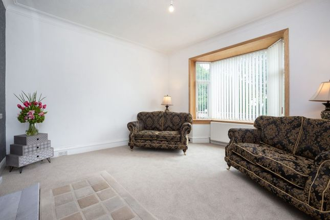 Thumbnail Semi-detached bungalow for sale in 37 Dysart Road, Kirkcaldy