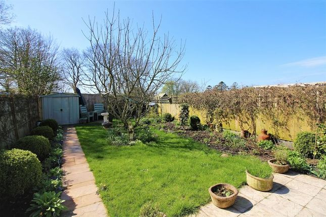 Rear Garden of Chard Junction, Chard TA20