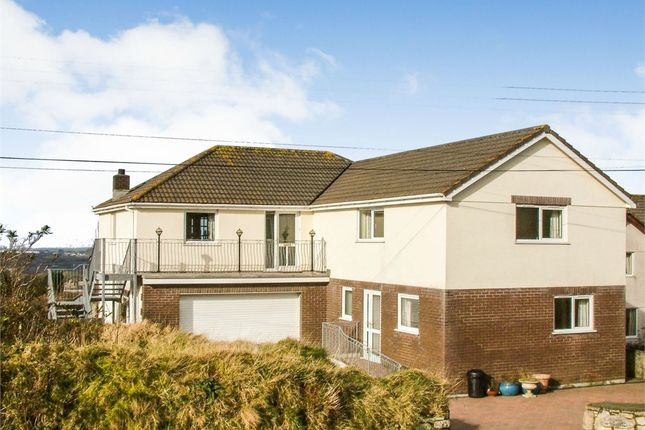 Thumbnail Detached house for sale in Trelavour, Downs, St Dennis, St Austell, Cornwall