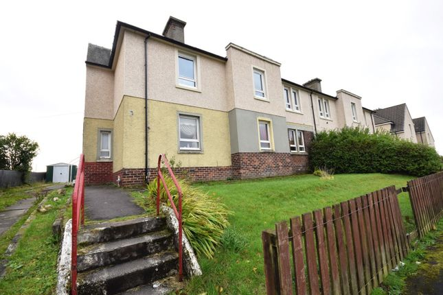 Thumbnail Flat for sale in George Street, Chapelhall