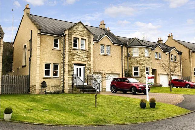 Thumbnail Detached house for sale in Leslie Mains, Leslie, Glenrothes