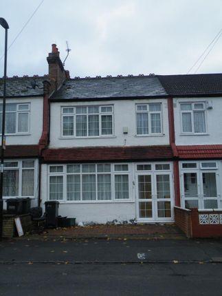 Thumbnail Terraced house to rent in Silverleigh Road, Thornton Heath