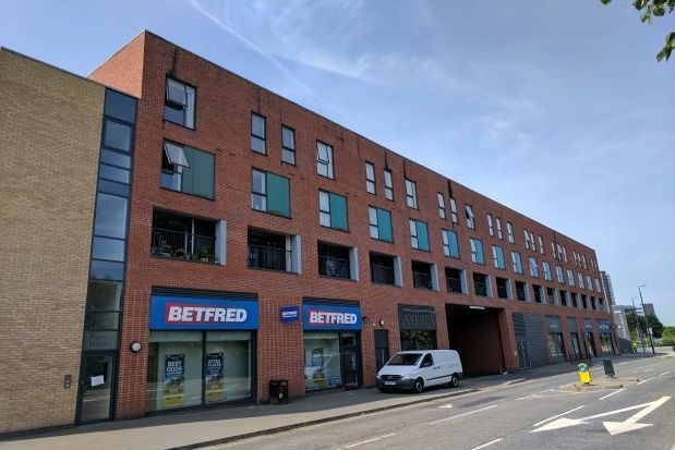 Thumbnail Flat to rent in Poplar House, Salford