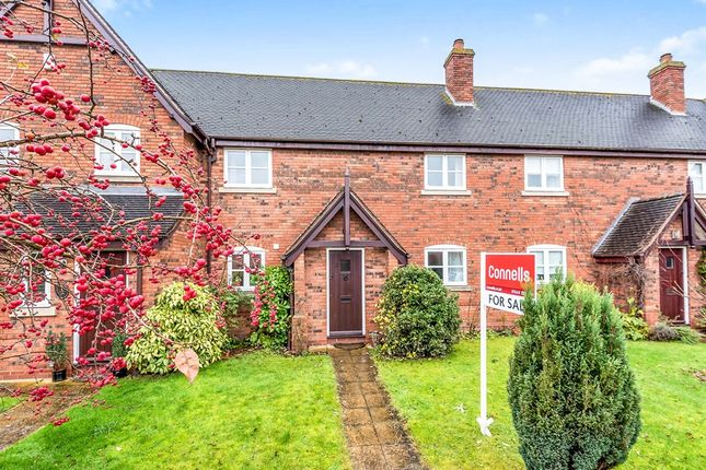 Thumbnail Terraced house for sale in Churchside, Harlaston, Tamworth