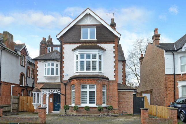 Thumbnail Detached house for sale in Victoria Avenue, Surbiton