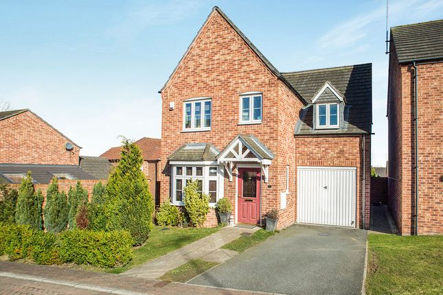 Thumbnail Detached house to rent in Earls Chase, Pontefract