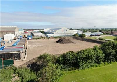 Thumbnail Land to let in Squires Gate Lane, Blackpool, Lancashire