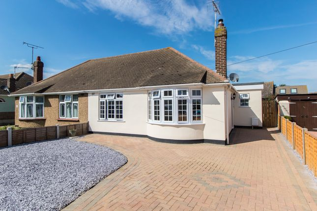 Thumbnail Semi-detached bungalow for sale in Cornhill Avenue, Hockley