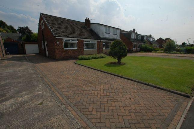 Thumbnail Semi-detached bungalow for sale in Edinburgh Road, Little Lever, Bolton
