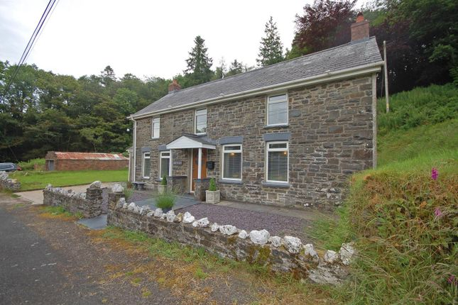 3 bed detached house for sale in Cwmann, Lampeter SA48